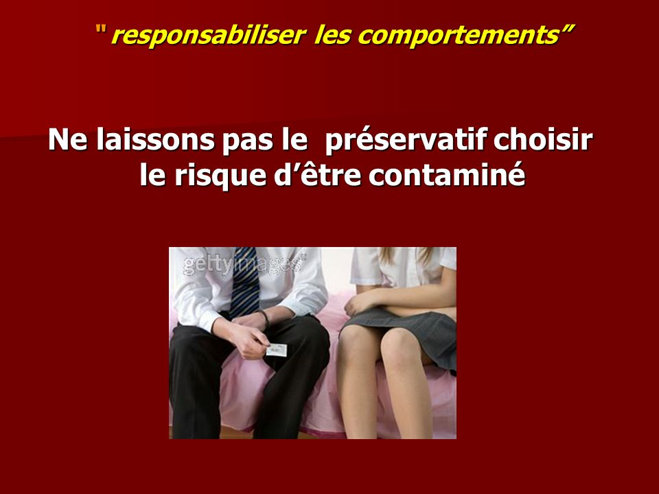 responsabiliser les comportements