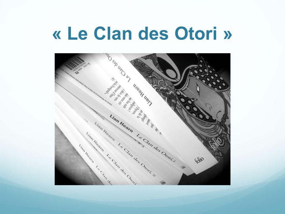 « Le Clan des Otori » Mettre la photo des 5 bouqu ins