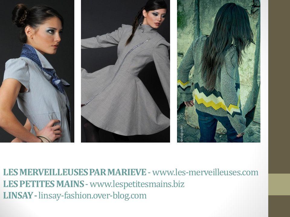 LES MERVEILLEUSES PAR MARIEVE - www. les-merveilleuses