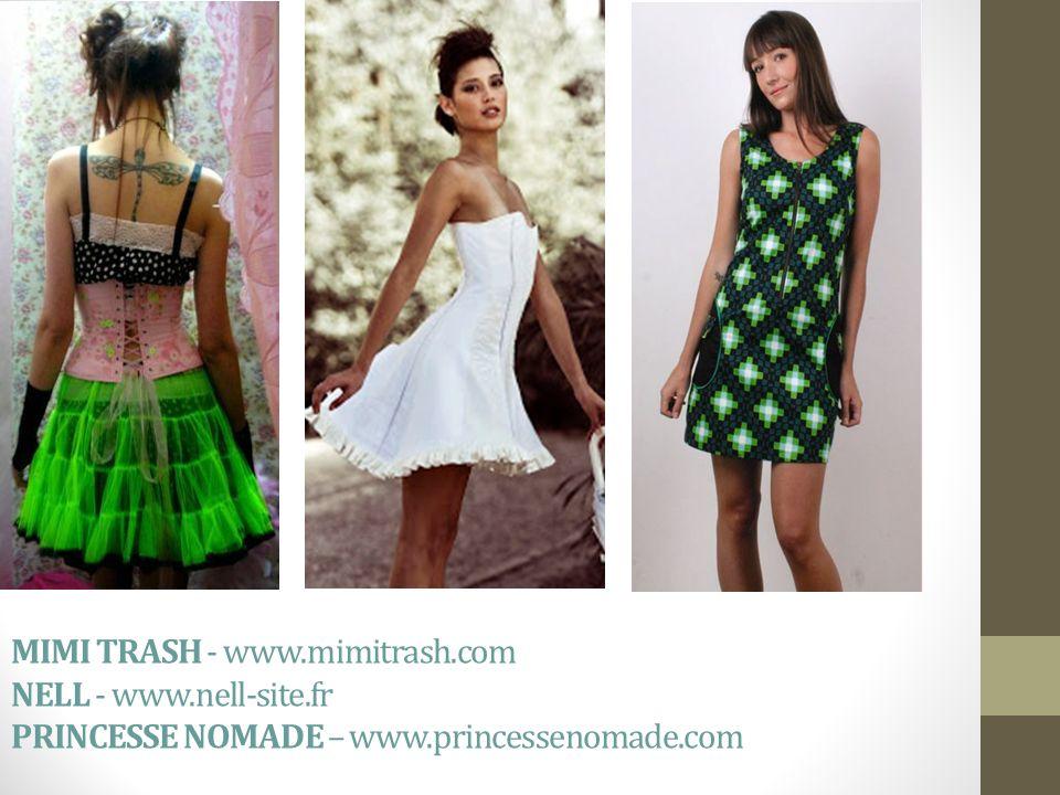 MIMI TRASH - www. mimitrash. com NELL - www. nell-site