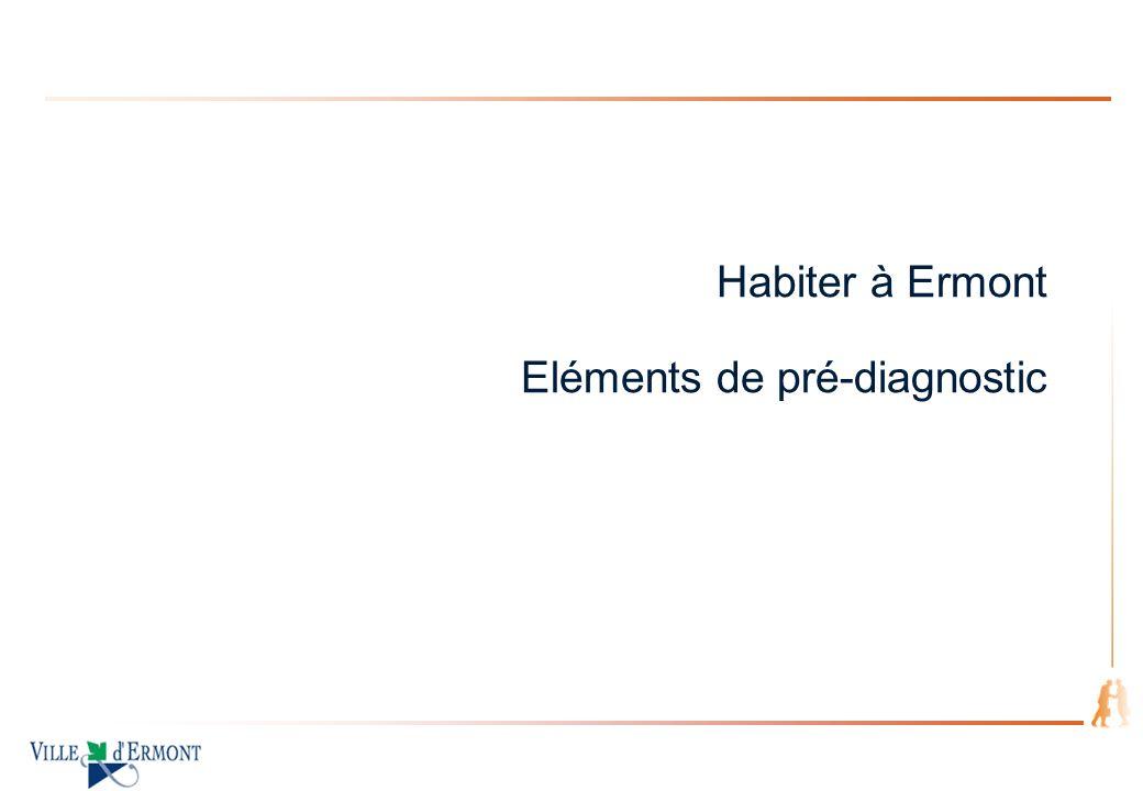 Habiter à Ermont Eléments de pré-diagnostic