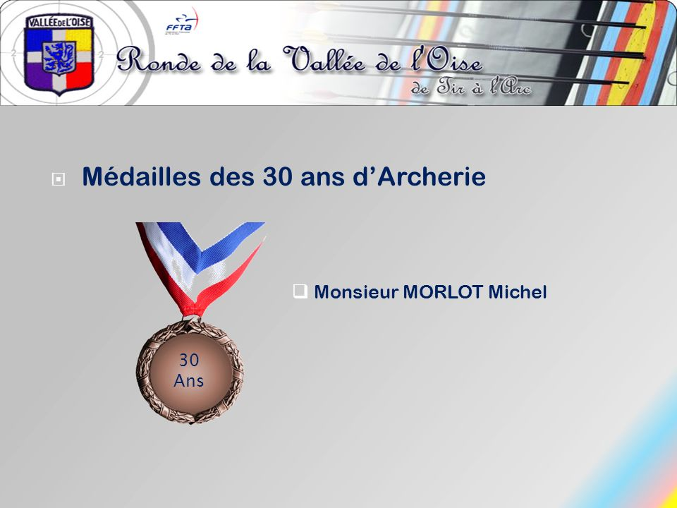 Monsieur MORLOT Michel