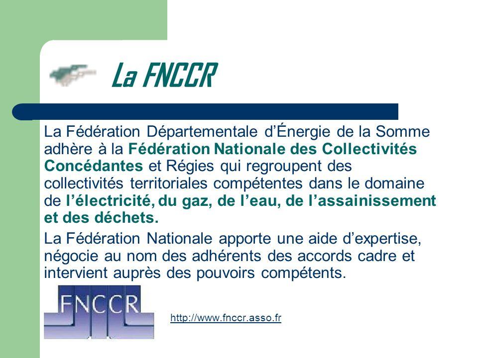 La FNCCR