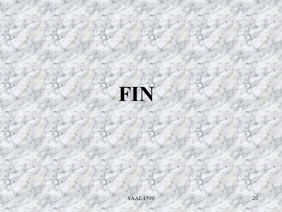 FIN SAAL 1596