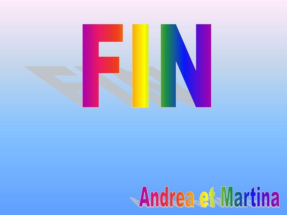 FIN Andrea et Martina
