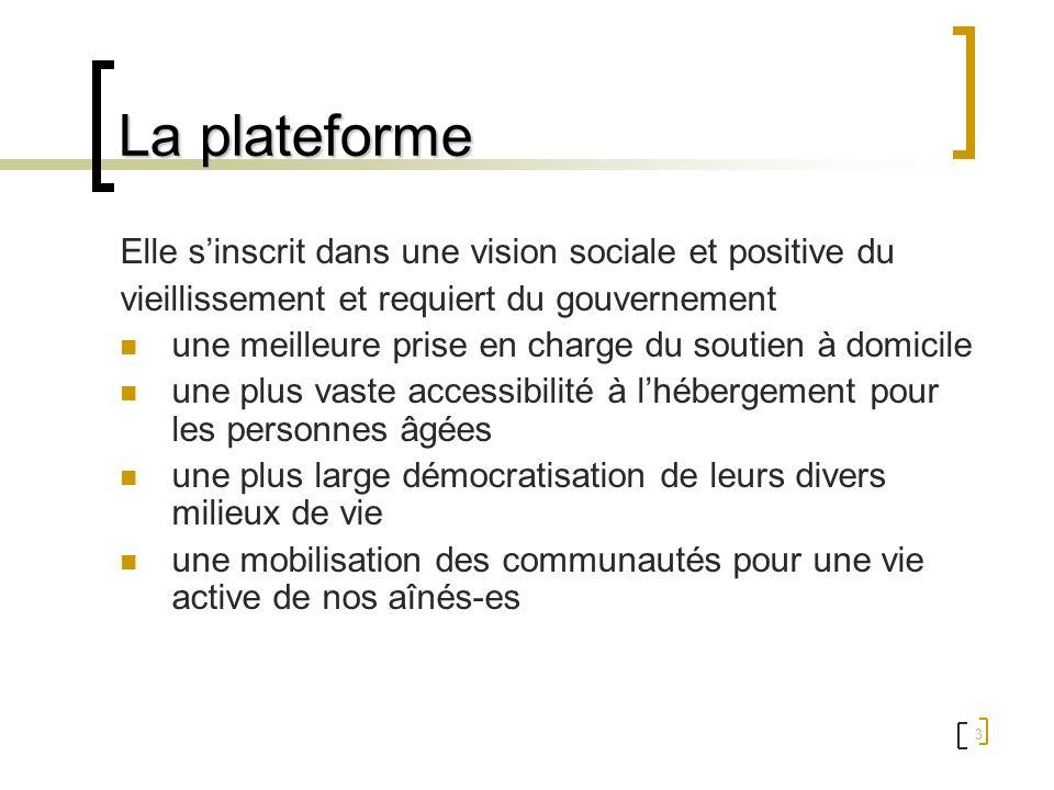 La plateforme Elle s'inscrit dans une vision sociale et positive du