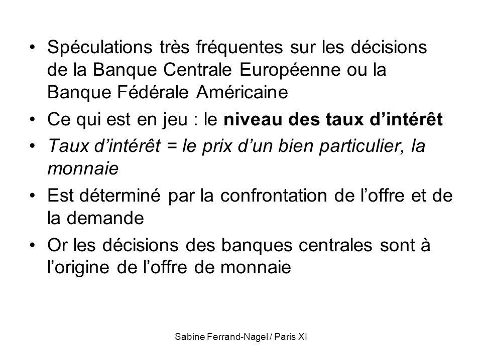 Sabine Ferrand-Nagel / Paris XI