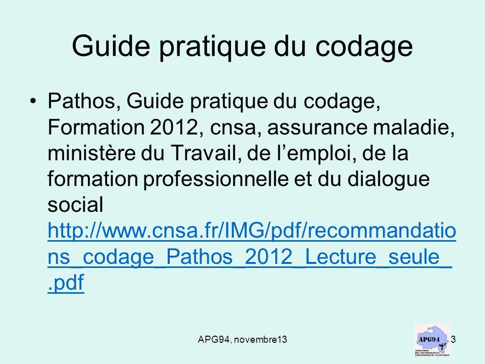 Guide pratique du codage