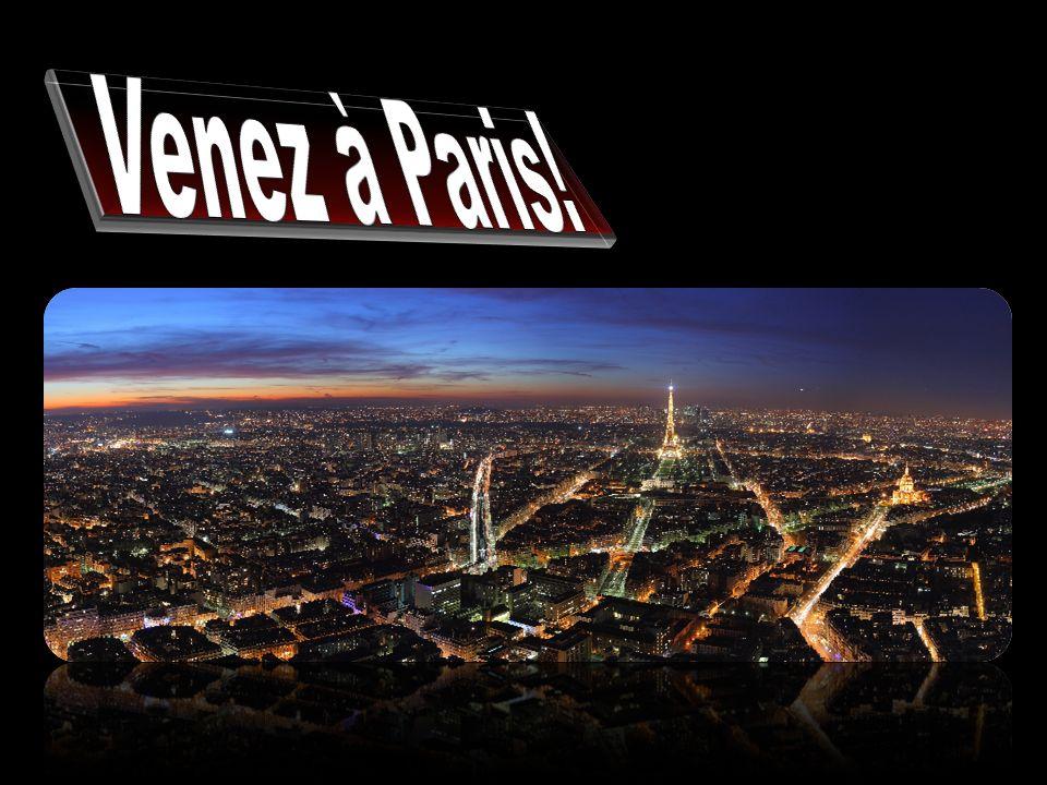Venez à Paris!