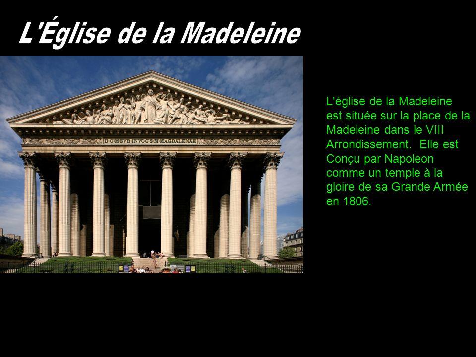 L Église de la Madeleine