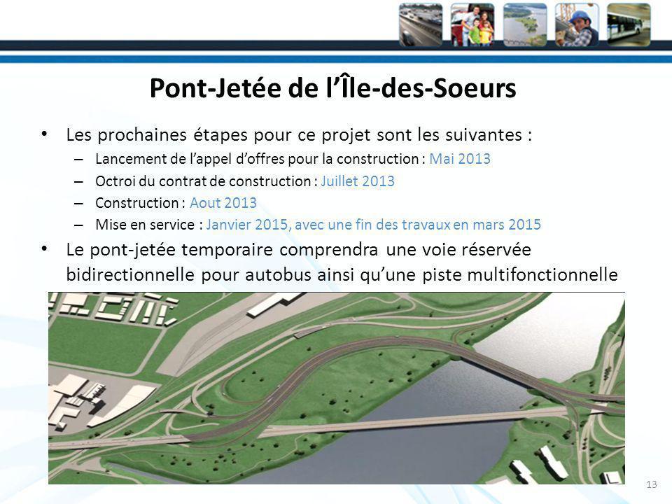 Pont-Jetée de l'Île-des-Soeurs
