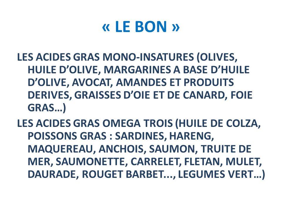« LE BON »