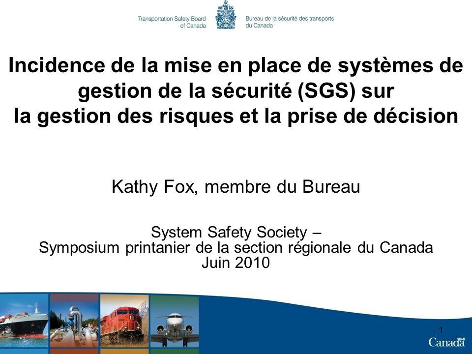 Kathy Fox, membre du Bureau