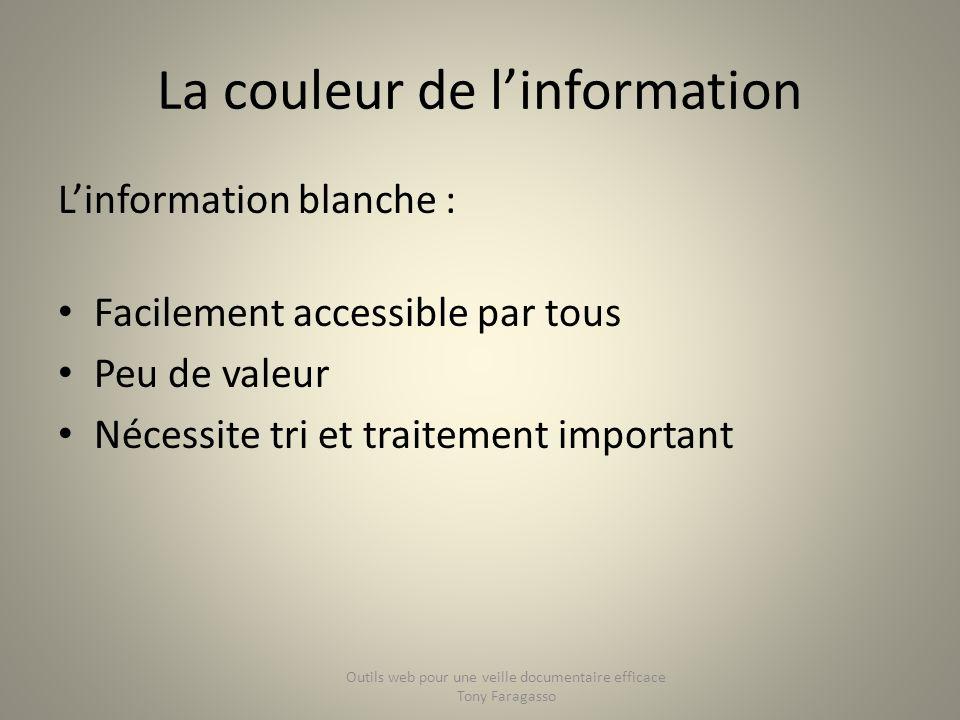 La couleur de l'information