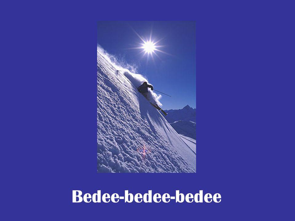 Bedee-bedee-bedee
