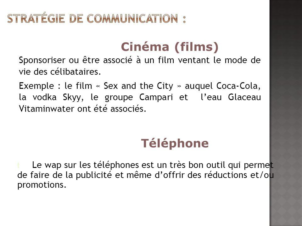 Stratégie de communication :