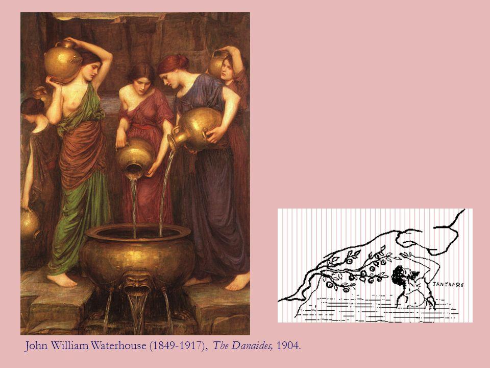 John William Waterhouse (1849-1917), The Danaides, 1904.
