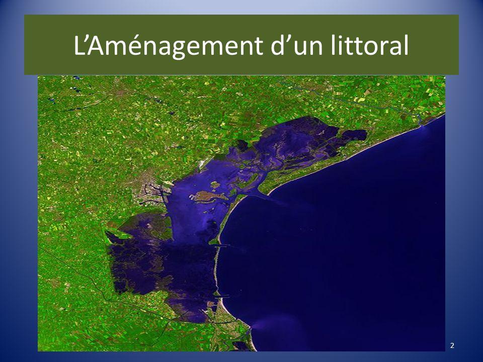L'Aménagement d'un littoral
