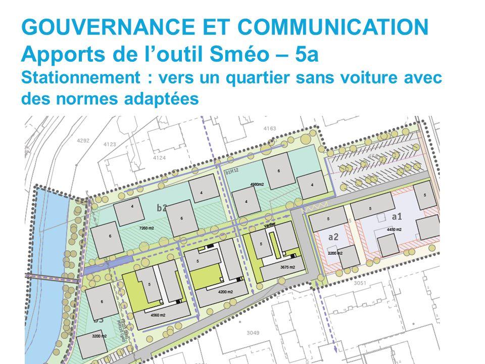 GOUVERNANCE ET COMMUNICATION Apports de l'outil Sméo – 5a