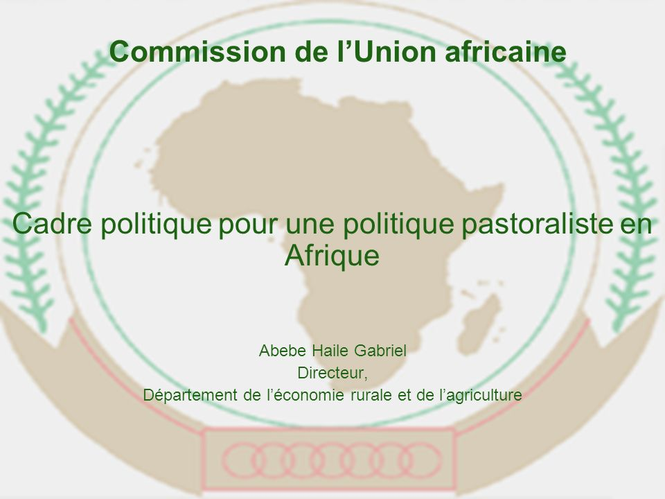 Commission de l'Union africaine
