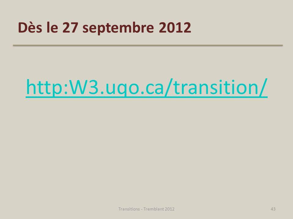 http:W3.uqo.ca/transition/