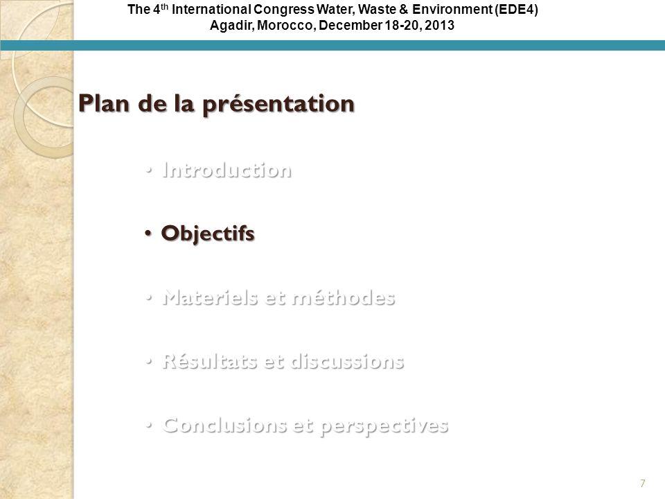 Agadir, Morocco, December 18-20, 2013