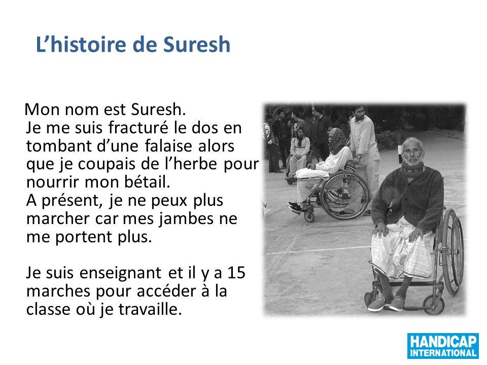 L'histoire de Suresh