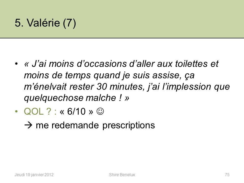 5. Valérie (7)