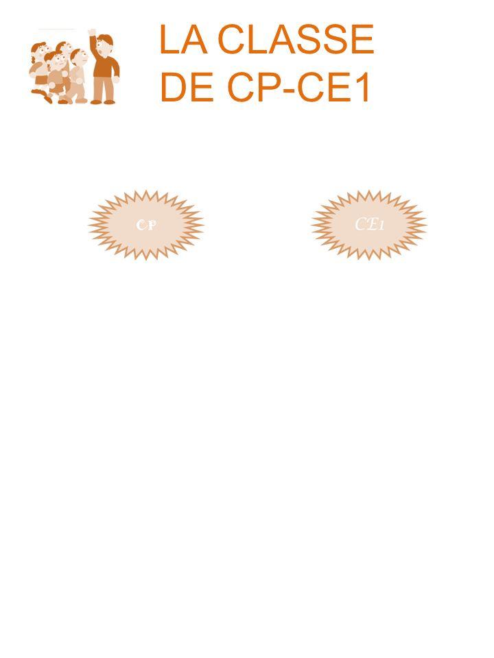 LA CLASSE DE CP-CE1