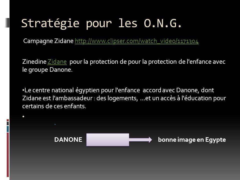 Stratégie pour les O.N.G. Campagne Zidane http://www.clipser.com/watch_video/1171304.