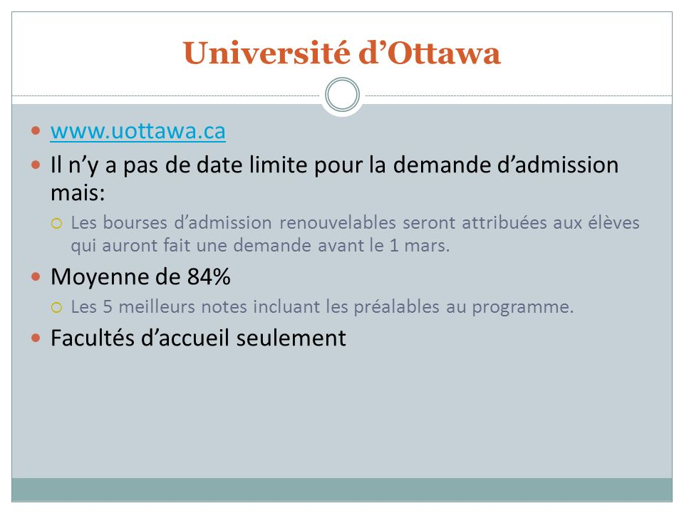 Université d'Ottawa
