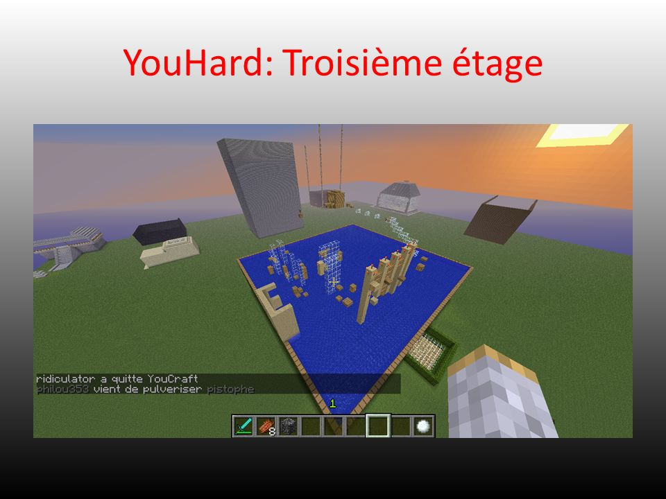 YouHard: Troisième étage