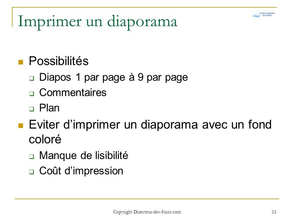 Fomration PowerPoint Encadrement de santé