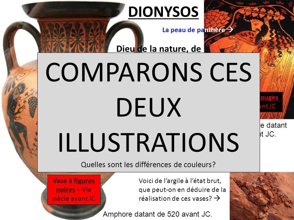 COMPARONS CES DEUX ILLUSTRATIONS