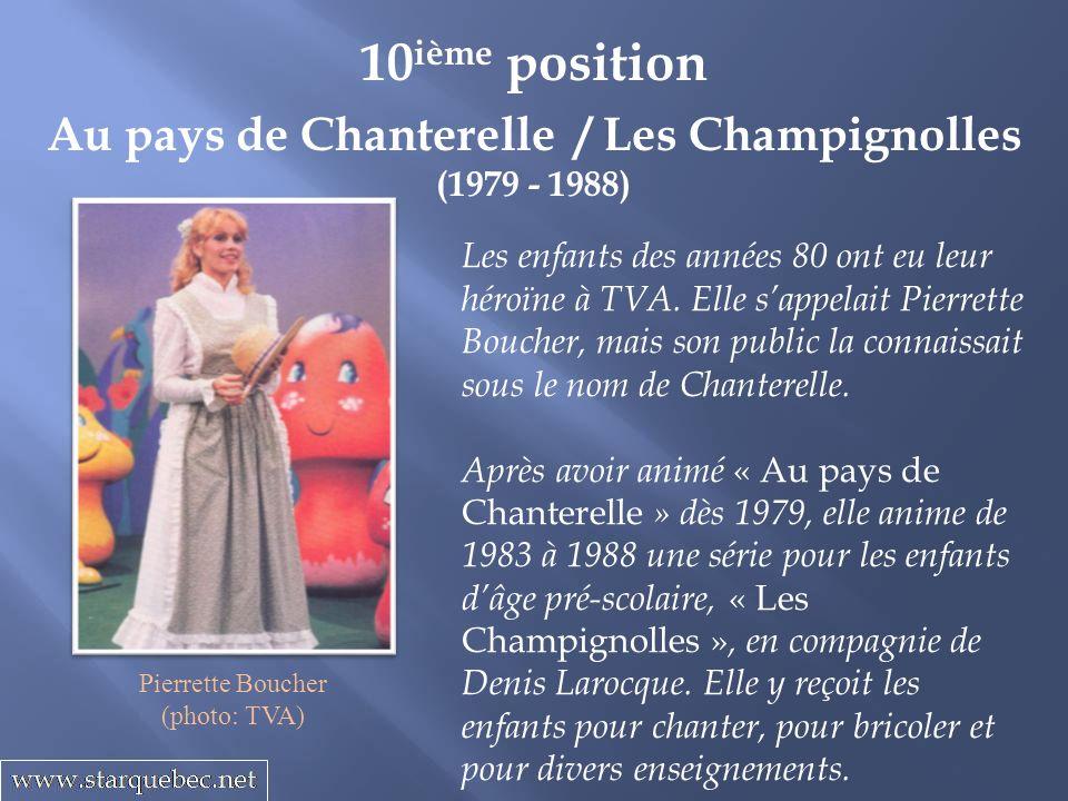 Au pays de Chanterelle / Les Champignolles