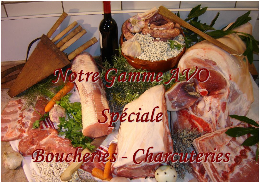 Boucheries - Charcuteries