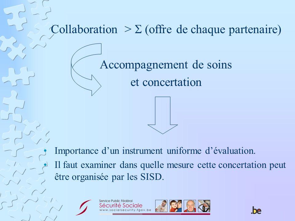 Collaboration >  (offre de chaque partenaire)