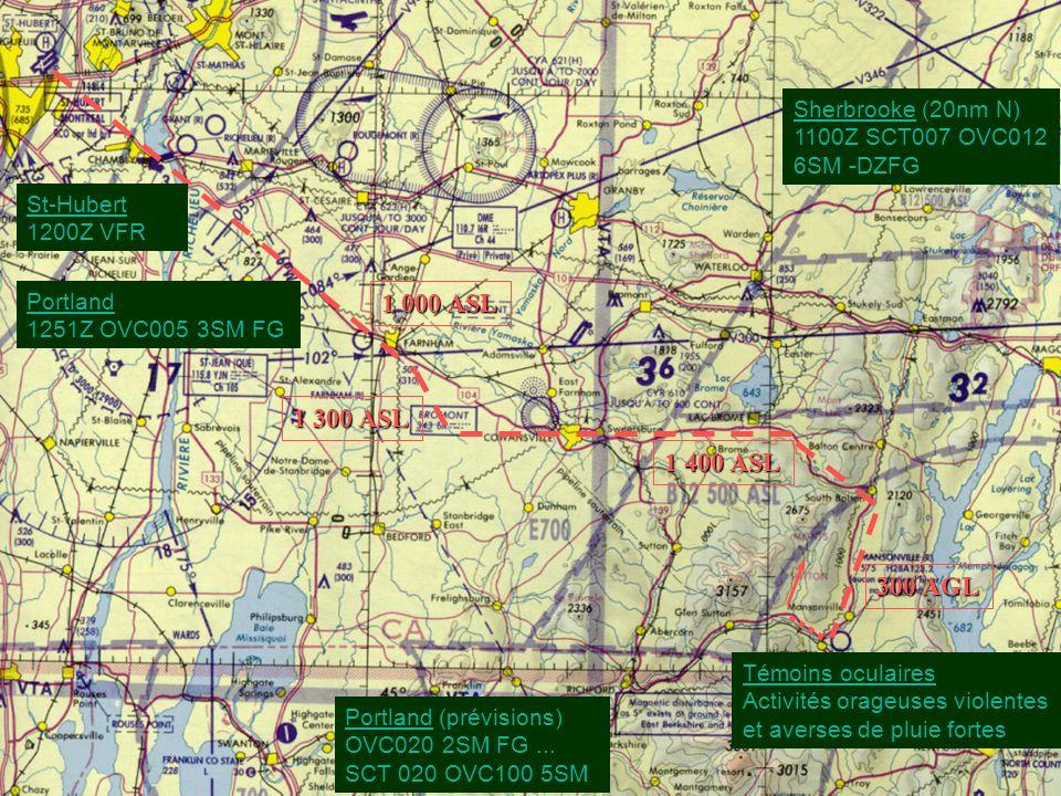 1 000 ASL 1 300 ASL 1 400 ASL 300 AGL Sherbrooke (20nm N)