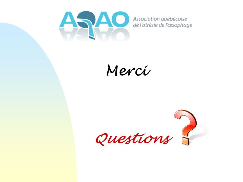 Merci Questions