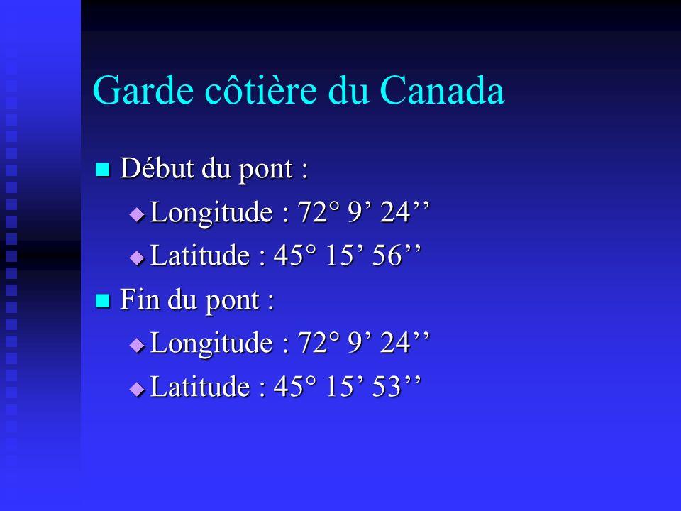 Garde côtière du Canada