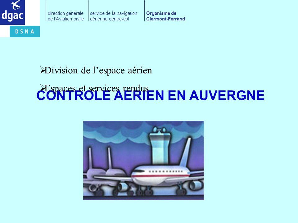 CONTROLE AERIEN EN AUVERGNE