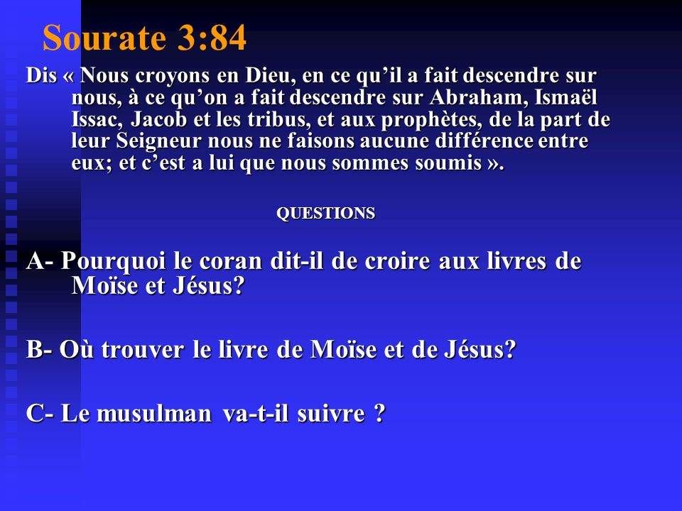 Sourate 3:84