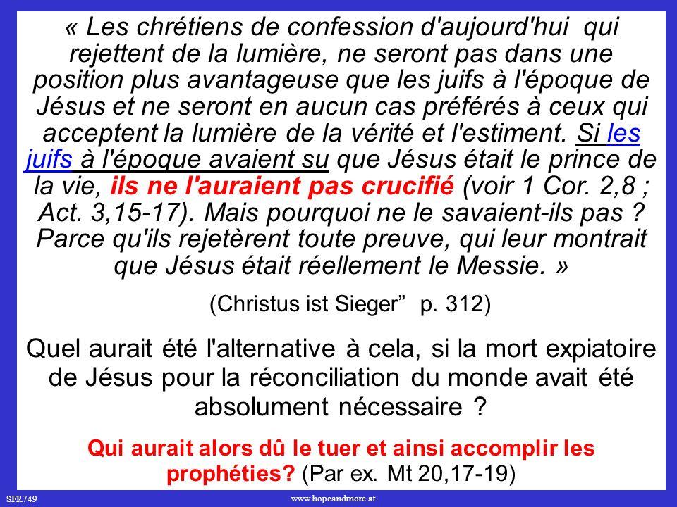 (Christus ist Sieger p. 312)
