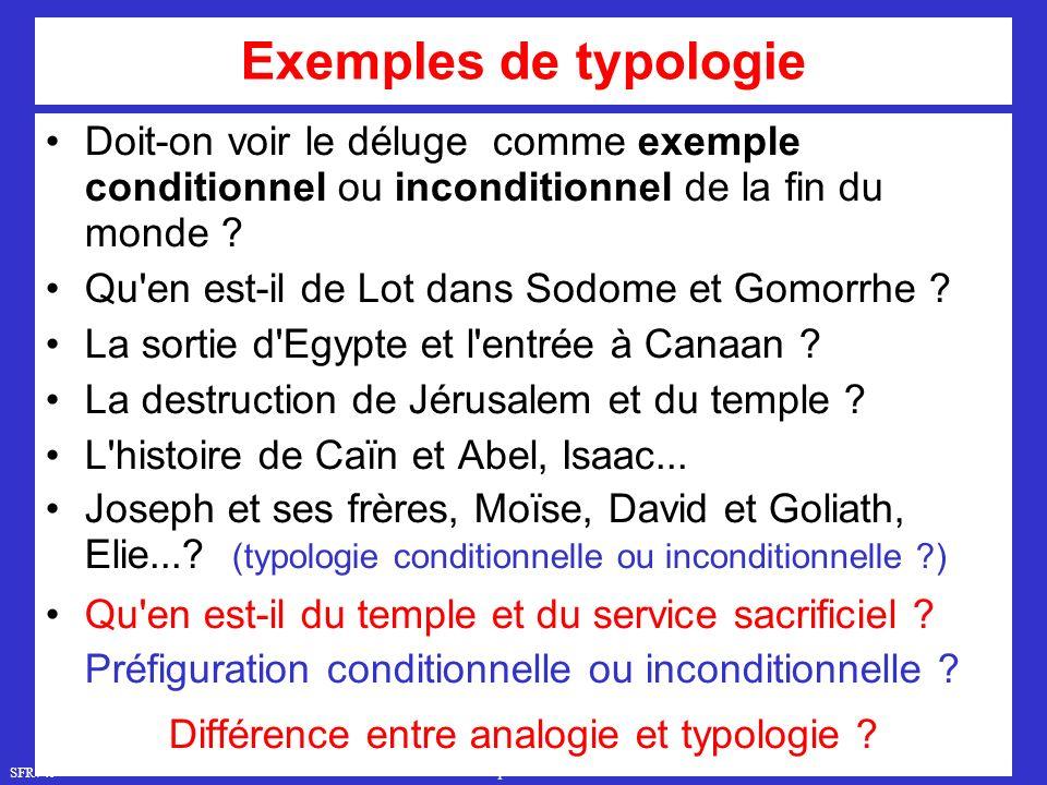 Différence entre analogie et typologie