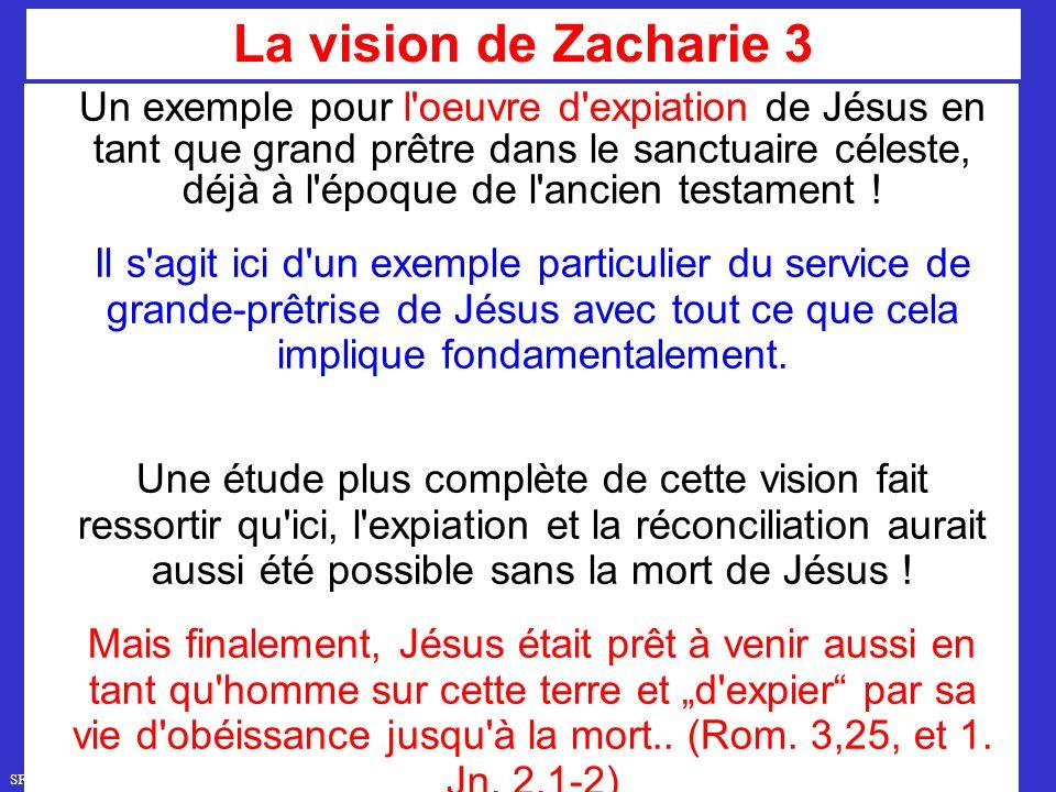 La vision de Zacharie 3