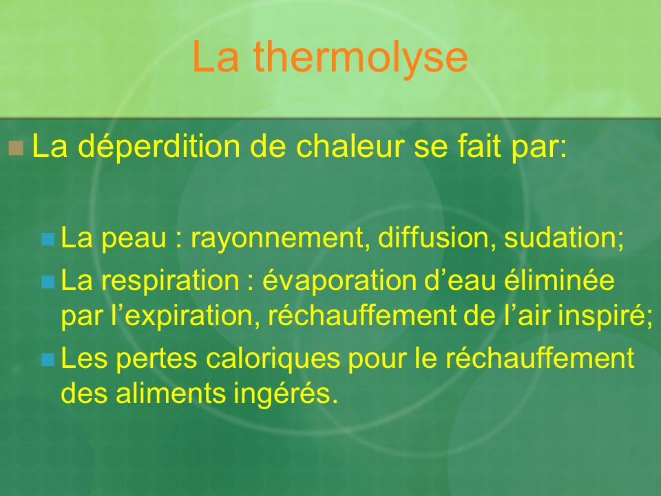 les corrections thermiques ppt video online t l charger. Black Bedroom Furniture Sets. Home Design Ideas