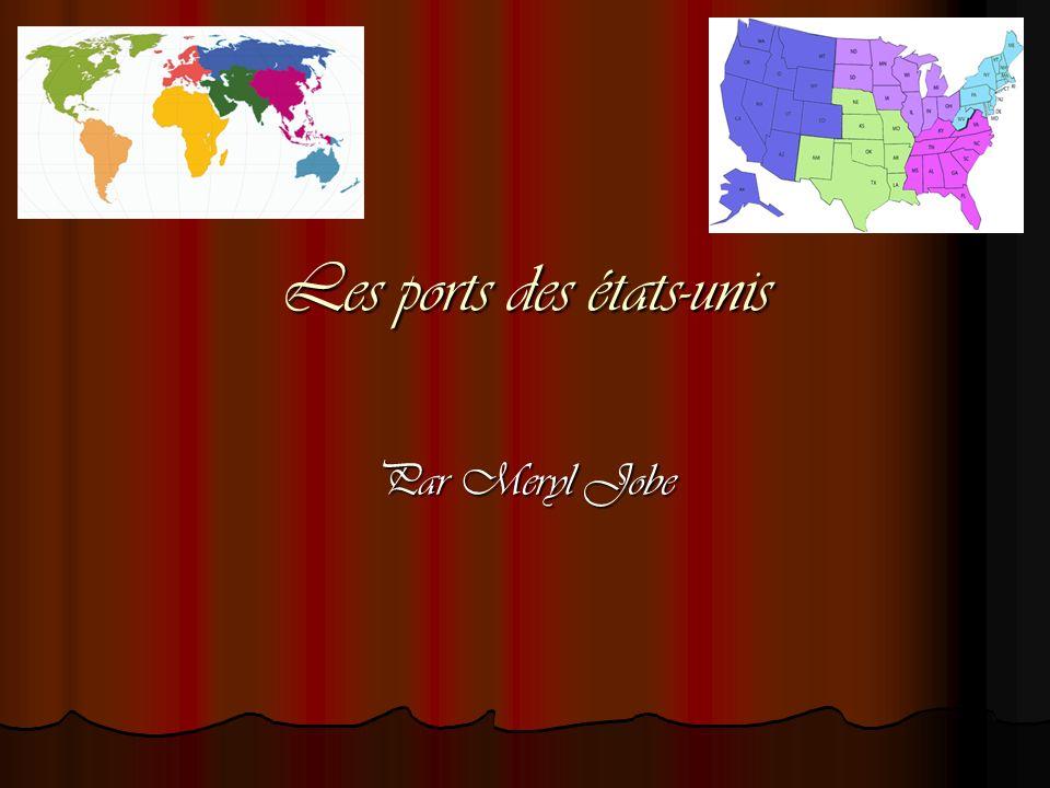 Les ports des états-unis