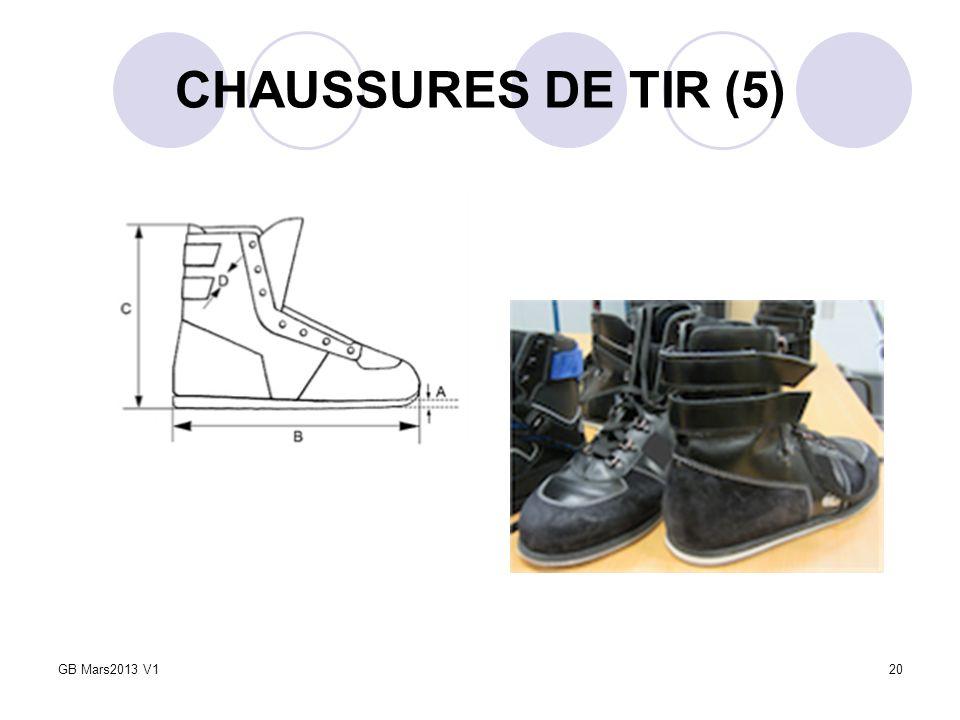 CHAUSSURES DE TIR (5) GB Mars2013 V1
