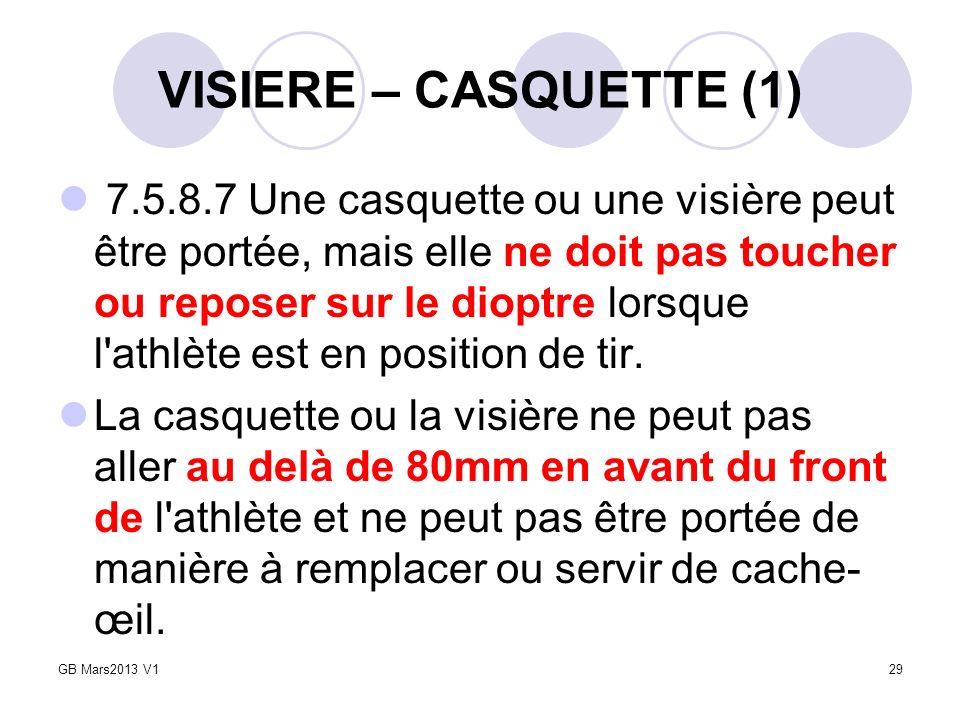 VISIERE – CASQUETTE (1)