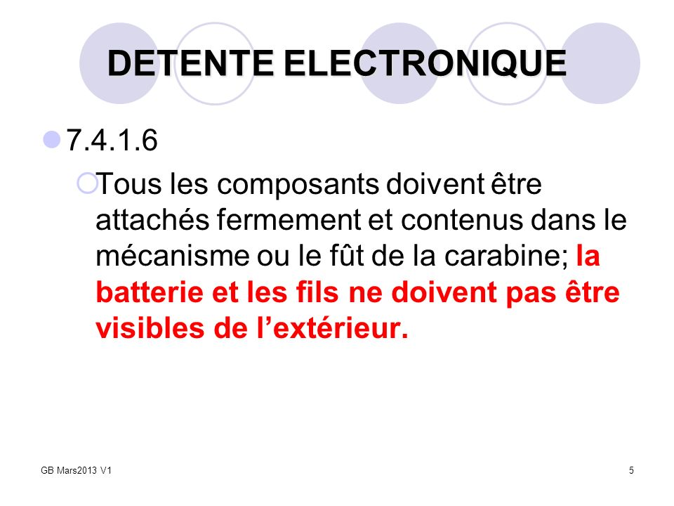 DETENTE ELECTRONIQUE 7.4.1.6.